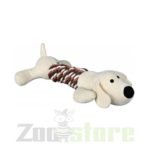 בובת חבל בצורת כלב