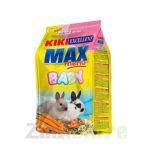 קיקי מזון לגורי ארנבות