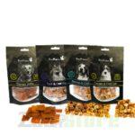 מגוון חטיפי פטסלנד לכלבים